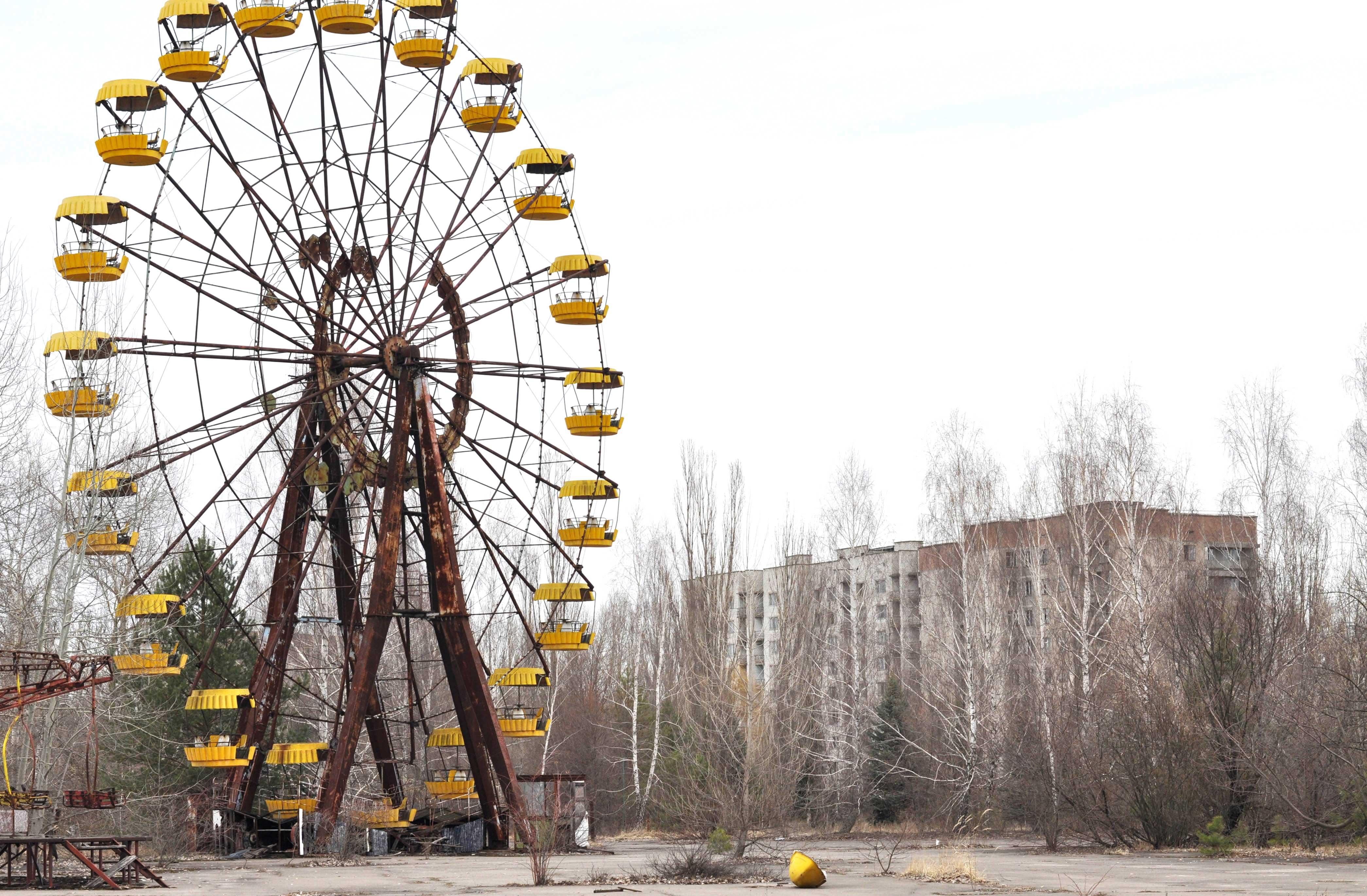 Festplatz Pripyat 2011
